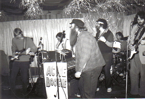 Acme Boogie with Too Tall and Big Danny - March 84
